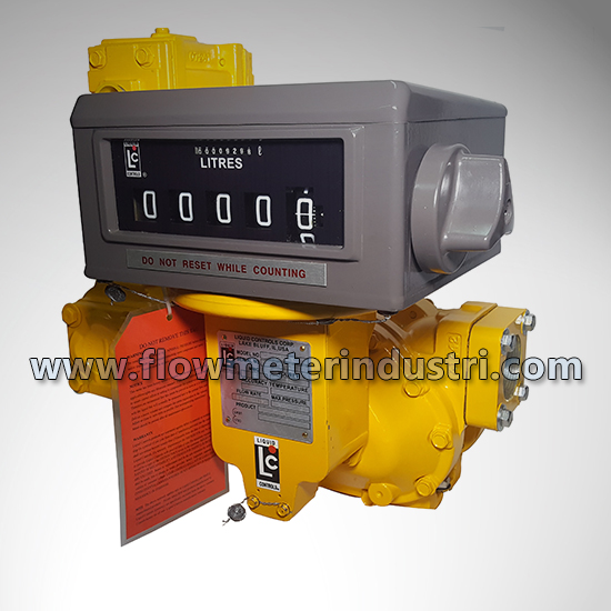 FLOW METER LC ( Liquid Controls )
