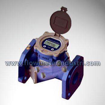 Water Meter Ultrasonic