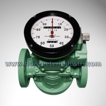 flow meter oval size 2inch