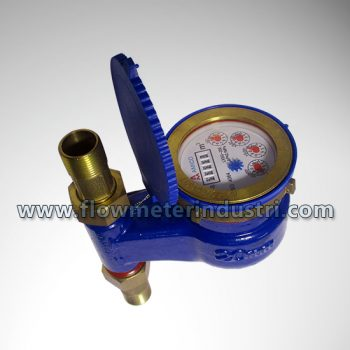 water meter amico vertical