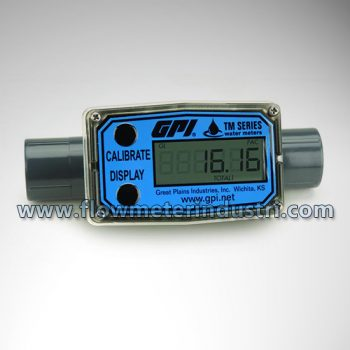 water meter gpi digital