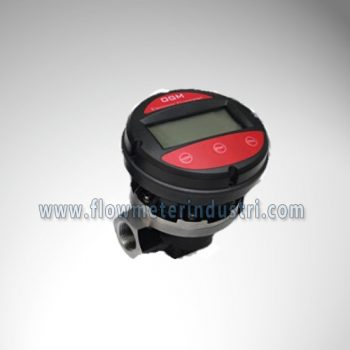 Oval Gear Flowmeter OGM-40E Digital