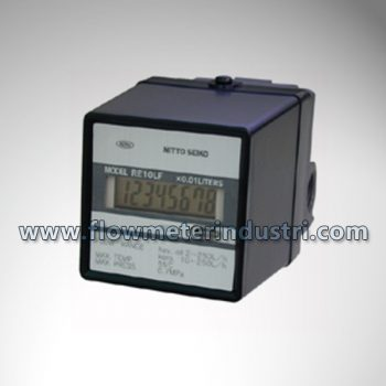 Flowmeter Nitto Oil Meter Type RE10LF
